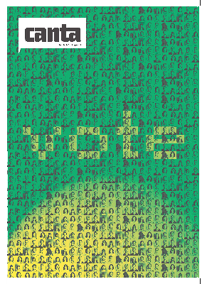 Canta Volume 82 Issue 16, 10 August 2011