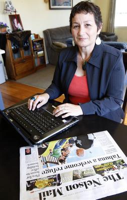 Nelson Mail Image: Marion van Dijk 2010:09:10 12:55:39